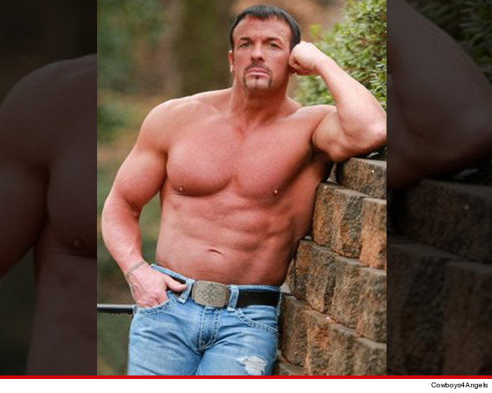 Gigolos Star Steven Gantt -- Arrested In Las Vegas