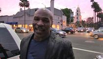 Mike Tyson -- Priceless Financial Advice for Antonio Tarver
