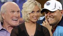 NFL Kicker Rob Bironas -- Showdown with Terry Bradshaw ... 'Can I Marry Your Daughter?'