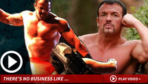 Ex-Wrestler Buff Bagwell -- I'm Just a Gigolo ...