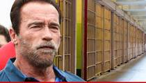 Ex-Gov. Arnold Schwarzenegger -- Sued By Prison Inmates -- You Poisoned Us With Valley Fever