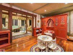 Larry David's Pacific Palisades Home