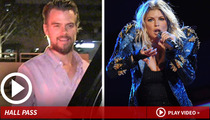 Josh Duhamel to Fergie -- Have All The Guys You Want ... I'll Just Watch