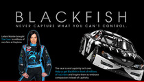 NASCAR Driver -- Gunning to Race 'Blackfish' Car ... At Talladega
