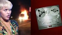 Miley Cyrus Tour Bus 911 Call
