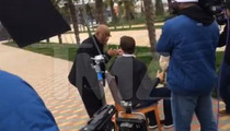 'Today' Show Stunt -- Al Roker Faux Filthy Rant on Billy Bush
