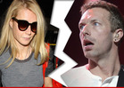 Gwyneth Paltrow, Chris Martin -- Bougiest Separation Ever