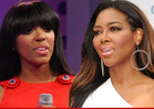 'Real Housewives of Atlanta' -- Porsha Breaks Down, Attacks Kenya in Awesome Bitchfight