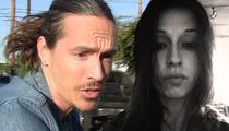 'Real World' Star Svetlana Shusterman -- Incubus Singer Brandon Boyd Is Threatening to Kill Me