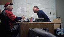 Minnesota Twins Pitcher Mike Pelfrey -- Yeah, I Got Punk'd Hard ... But I Might Get More Work Out of It