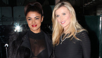 GG Gharachedaghi & Joanna Krupa -- Meeting of the ... Minds?