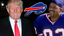 Andre Reed -- Donald Trump Could SAVE the Buffalo Bills