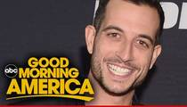 'Around the Horn' Star -- Scores Gig on 'Good Morning America'