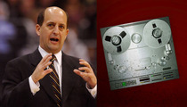 Jeff Van Gundy -- Howard Stern Destroyed Me ... AND I LOVED IT!!
