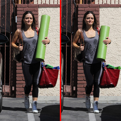 Can you spot the THREE differences in the Danica McKellar picture?