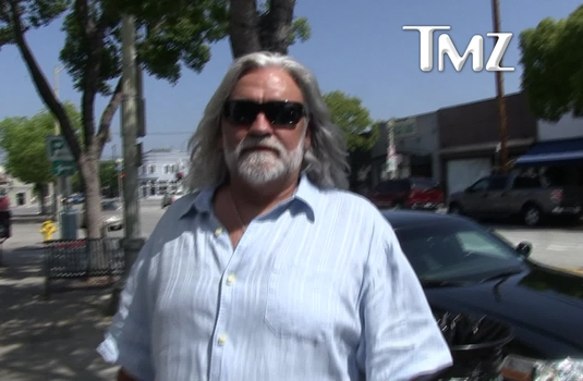 Arnold Marias Son Hospitalized -- Surfing Accident