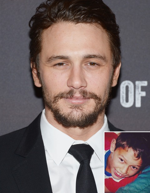 It's James Franco!