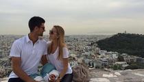 Novak Djokovic -- Hey Everyone ... I Knocked Up My Fiancee!!