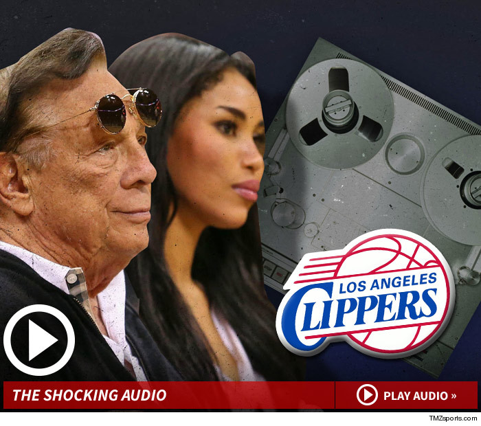 Clippers Owner Donald Sterling To Gf Dont Bring Black People To