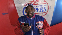 Clipper Darrell -- I Still Love the Team ... But Hate the Organization