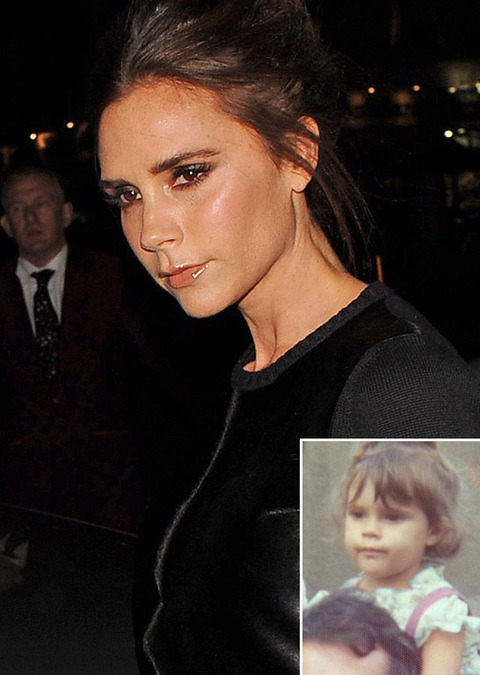 It's Victoria Beckham!