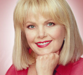 Ann Jillian, now a motivation speaker -- was spotted on her website looking well spoken.