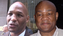 Bernard Hopkins -- 'What the Hell Is George Foreman Talking About?'