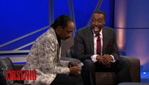 Arsenio Hall -- Crowdfunding to Buy Clippers ... Gets $1,100 from Katt Williams