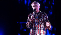 Miley Cyrus' Speech At London Concert -- Smoke Weed & Get Laid, Kids!!! [VIDEO]