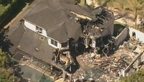 James Blake House Fire -- Bullet Wounds on All 4 Bodies ... Officials Say