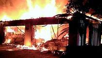 James Blake House Fire: Murder-Suicide ... Officials Confirm