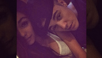 Justin Bieber & Madison Beer -- JB Inches Dangerously Close to 15-Year-Old's Boob