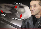 Ken Shamrock -- Jay Z's Bodyguard Sucks ... He Failed In the Elevator