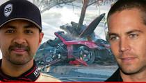 Paul Walker Crash -- Driver Roger Rodas' Widow Sues Porsche