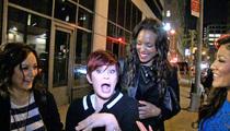 'The Talk' Ladies -- Jay Z/Solange Fight Fans!