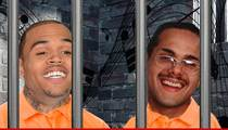 Chris Brown -- Jailhouse Jammin' with DeBarge