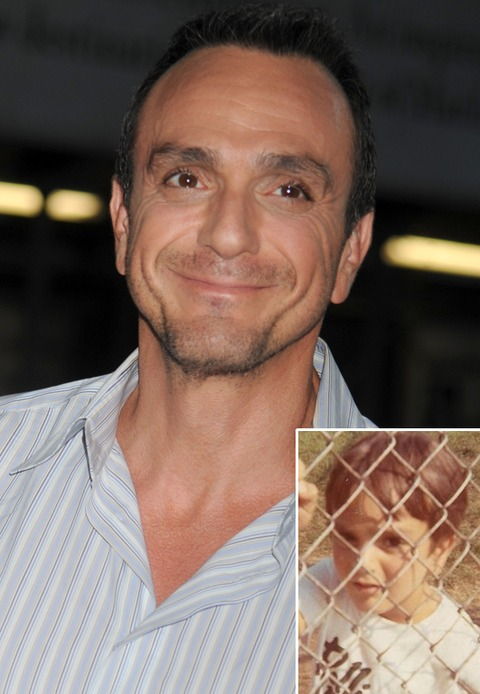 It's Hank Azaria!