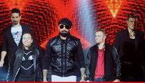 Backstreet Boys -- Sweden Pays Us Like Rock Stars