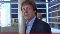 Paul McCartney Cancels Tour -- Illness Forces Doctors to Pull Plug on Asian Tour