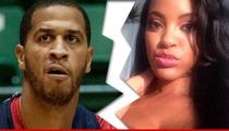 'Basketball Wives' Star -- I'm DIVORCING My NBA Player Husband