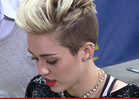 Miley Cyrus -- Maserati Stolen During Burglary