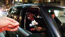 Jadeveon Clowney Pranks TMZ Photog ... Laughs In Our Face [VIDEO]