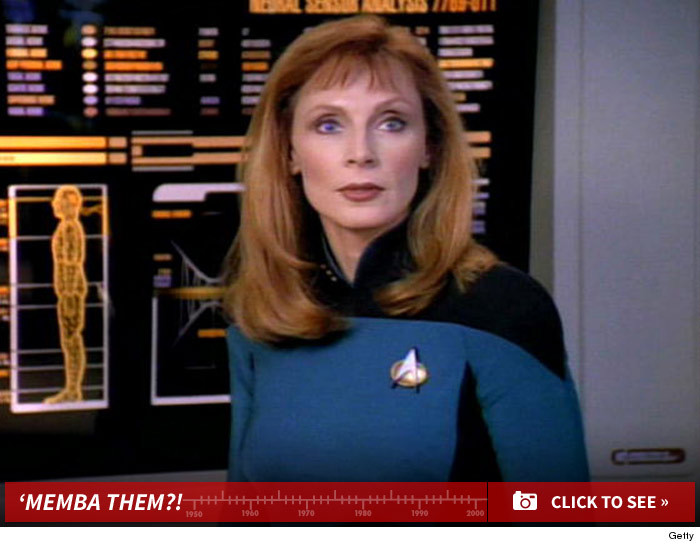 gates mcfadden hot
