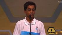 Scripps National Spelling Bee Judge Blurts Out 'Milkshake' Lyrics ... For No Good Reason