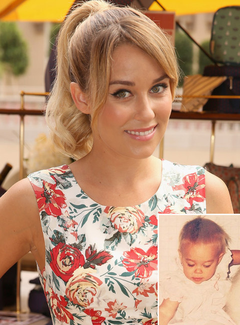 It's Lauren Conrad!