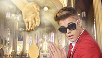 Justin Bieber -- Baptized in NYC Bathtub