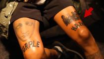 Wiz Khalifa -- Bone Thugs-N-Harmony Loves His Tribute Tattoo