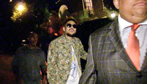 Chris Brown Partying & Playing with Fire After Jail Release