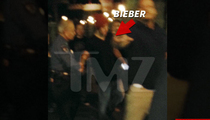 Justin Bieber Attempted Robbery Investigation -- D.A. Rejects Case ... No Evidence