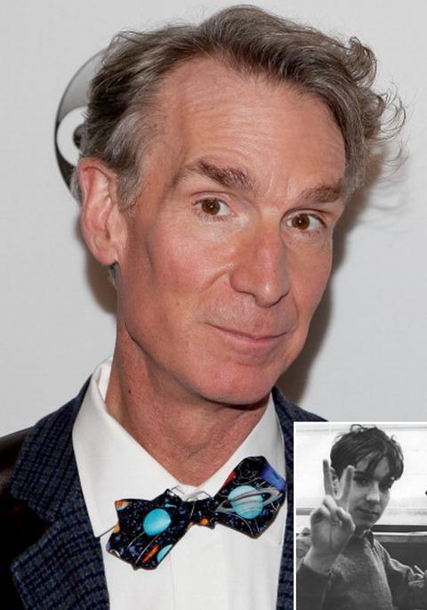 It's Bill Nye!
